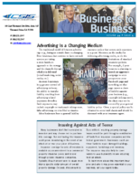 7/28/2016 – Advertising Is a Changing Medium